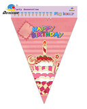 Hang flags(Triangle birthday)